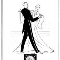 Advert for &#039;Like an Old Fashioned Waltz&#039;