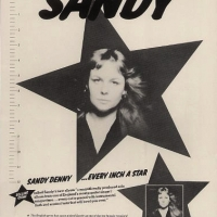 Advert for 'Sandy' from the US edition of Rolling Stone
