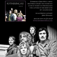 Advert for the Fotheringay 'Essen 1970' album