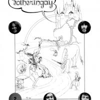 Fotheringay Tour Memorabilia