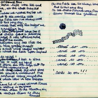 Glistening Bay lyrics 1971