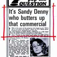 Melody Makers 'Pop the Question: Sandy's Butter Commercial